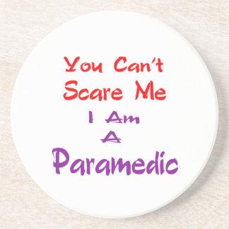 Usted no puede asustarme que soy Paramedic. Posavasos Manualidades