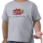 Usted no puede azotarlo fuera de mí camiseta