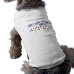 Usted no puede deletrear al ateo del wihout de Est Camisa De Mascota