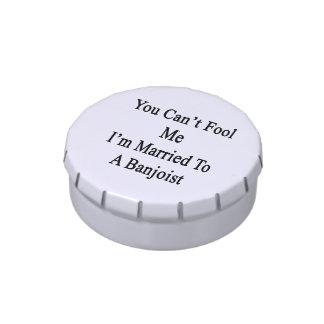 Usted no puede engañarme que estoy casado con un B