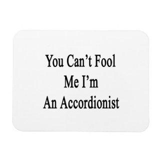 Usted no puede engañarme que soy acordeonista