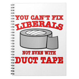 Usted no puede fijar a liberales no incluso con la libros de apuntes