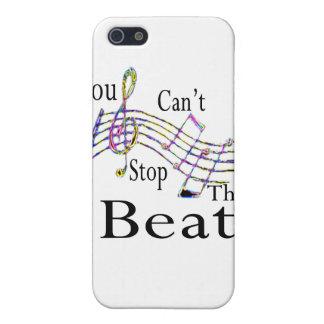 Usted no puede parar la piel de la mota del caso d iPhone 5 coberturas