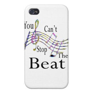 Usted no puede parar la piel de la mota del caso d iPhone 4 cárcasa