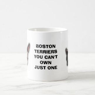 Usted no puede poseer apenas uno taza de café