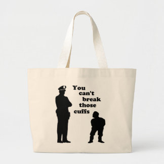 Usted no puede romper esos puños bolsa