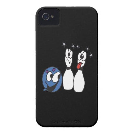 Usted no romperá mis bolas Case-Mate iPhone 4 cobertura