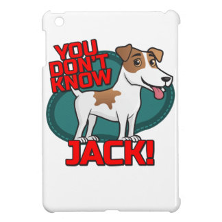 Usted no sabe Jack - la camisa de Russell Terrier