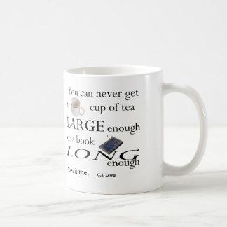 Usted nunca encontrará una taza de té