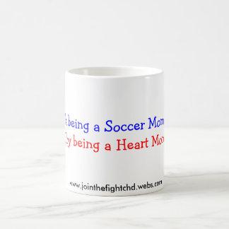 ¿Usted piensa que siendo una mamá del fútbol es fa Tazas