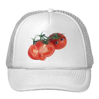 Usted puede contar en mí gorras