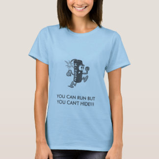 USTED PUEDE CORRER SOLAMENTE USTED C… PLAYERA