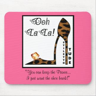 Usted puede guardar al príncipe, yo apenas quiere  alfombrillas de ratones