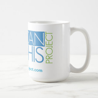 Usted puede hacer este proyecto - taza