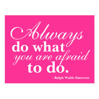 Usted puede hacerlo - postal de motivación