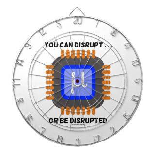 Usted puede interrumpir… o ser microprocesador