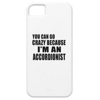 USTED PUEDE IR LOCO yo es ACORDEONISTA iPhone 5 Carcasas