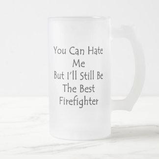 Usted puede odiarme pero todavía seré el mejor Fir Tazas De Café