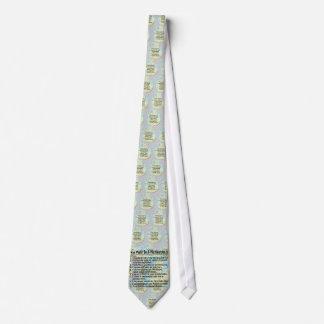 Usted puede ser que sea un Michigander si: Corbata Personalizada