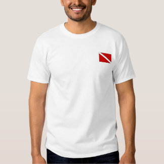 Usted puede ser un Scubaholic si: Camisas