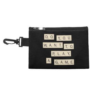 Usted quiere jugar a un juego