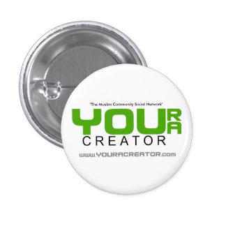 USTED R un botón del CREADOR
