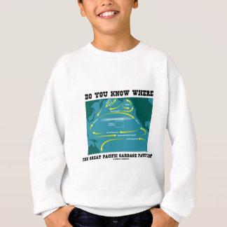 Usted sabe dónde miente el gran remiendo pacífico camisas