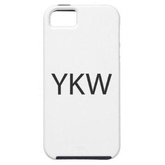 ¿Usted sabe lo que? .ai iPhone 5 Carcasa