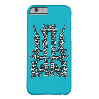 Usted sabe que soy impresionante - caso del iPhone Funda Para iPhone 6 Barely There