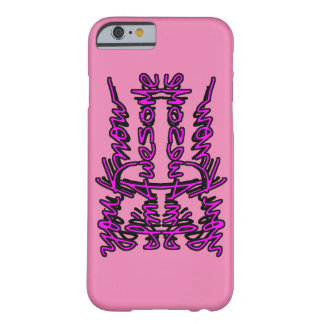 Usted sabe que soy impresionante - caso funda de iPhone 6 barely there