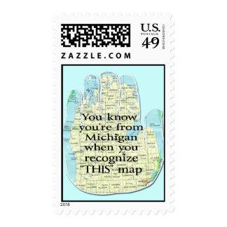 Usted sabe que usted es de Michigan cuando Sellos