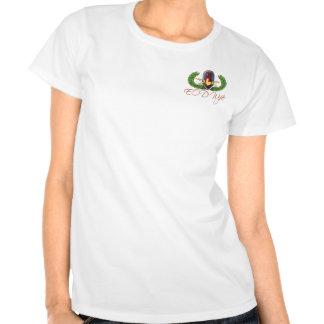 Usted sabe que usted es una esposa del EOD si… Camiseta