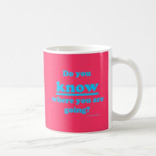 usted sabe tazas de café