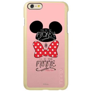 Usted sea mi Mickey y seré su Minnie