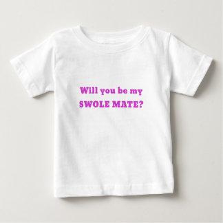 Usted será mi compañero de Swole Polera