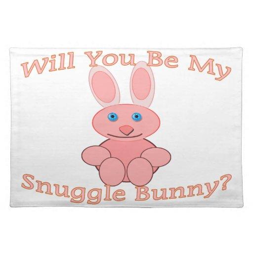 Usted será mi conejito del Snuggle Mantel