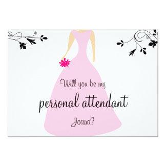 Usted será mi invitación acompañante personal
