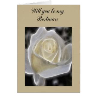 Usted será mi tarjeta de Bestman