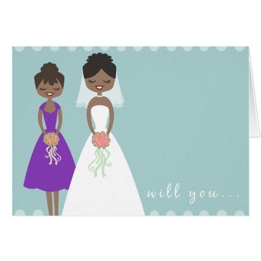 Usted será mi tarjeta de felicitación de la dama d