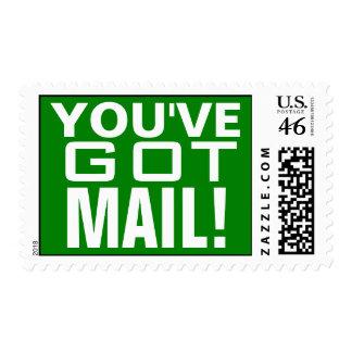 ¡Usted tiene correo
