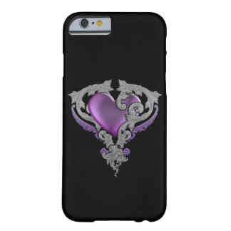 Usted tiene mi caso del iPhone 6 del corazón Funda De iPhone 6 Barely There