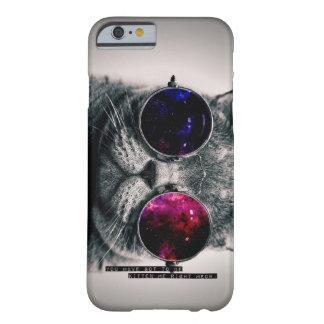 Usted tiene que ser gatito yo maullido correcto funda barely there iPhone 6