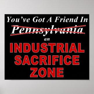 Usted tiene un amigo en Pennsylvania - poster
