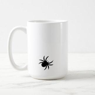 ¡Usted tiene un insecto en su taza!
