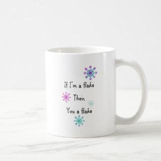Usted una escama tazas de café