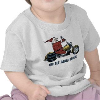 Usted ve Santa Cruz Camisetas