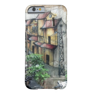 ¿Usted viajará conmigo? Pintada de Hanoi Funda Para iPhone 6 Barely There