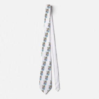 Usted y yo compinche corbatas personalizadas