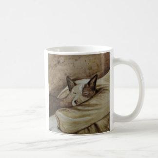 usted y yo junto tazas de café