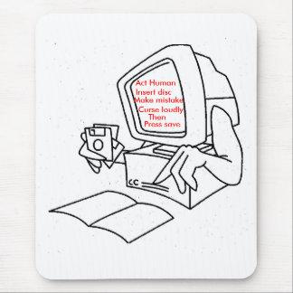 ¡Usuarios futuros de Chatroom! Tapetes De Raton